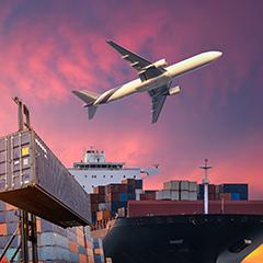 貿易業務に求められる機能を幅広くカバー[イメージ図]